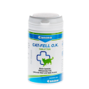 CANINA CAT-COAT (FELL) O.K. TABLETS 50G (100 TABLETS)