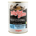 MIGLIOR GATTO PATE WITH WHITE FISH & SHRIMP 400G