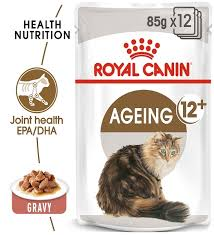 Royal canin AGEING +12 GRAVY 85g