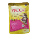 PROCAT KITTEN WITH CHICKEN IN JELLY 100G