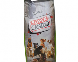 Super Canido Adult Dog Dry Food 20 KG