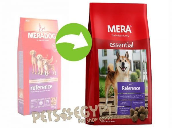 MERA essential Reference Adult Dog Dry Food 12.5 Kg