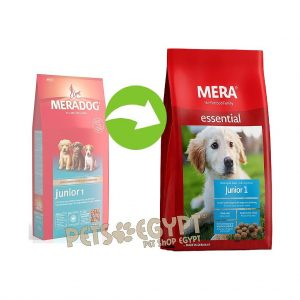 MERA essential Junior 1 Puppy Dry Food 12.5 kg