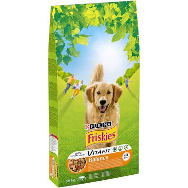 Purina Friskies Balance With Chicken for Adult Dogs 10 kg