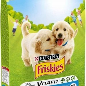 Purina Friskies Junior With Chicken for Puppy 3 kg