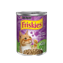 FRISKIES TURKEY & GIBLETS PATE WET CAT FOOD CAN368G