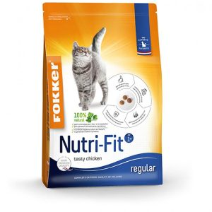 Fokker Nutri-Fit Cat Dry Food 10 kg