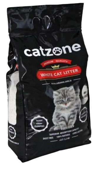 CATZONE CLUMPING NON-SCENTED 10KG