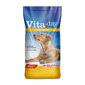 Vita Day Crocchette Dog Dry Food 10 kg