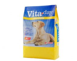 Vita Day Crocchette Dog Dry Food 4 kg