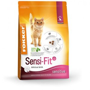 Fokker Sensi-Fit Cat Dry Food 2.5 kg