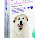 BRAVECTO CHEWABLE FLEA AND TICK PROTECTION FOR DOGS (40- 60KG)