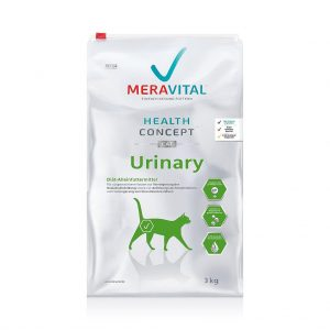 MERAVITAL Health Concept Cat Urinary 3Kg
