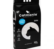 Catmania Cat Litter Clumping – Carbon Effect – 10 L