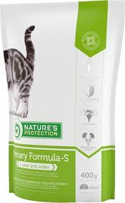 Nature's Protection Cat Urinary Dry Food 400 G