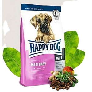 HAPPY DOG MAXI BABY 15K.G