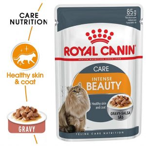 Royal Canin INTENSE BEAUTY Care Gravy 85g
