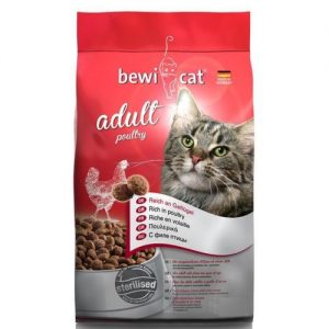 Bewi Cat food Adult Poultry 10 kg