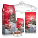Bewi Cat food Adult Fish 10 kg