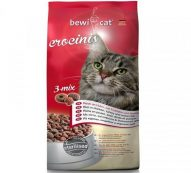 Bewi Cat food Crocinis 3-mix 10 Kg