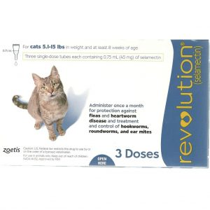 Revolution for Cats (Single dose)