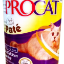 PROCAT PATE WITH CHICKEN & TURKEY 400G