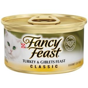 FANCY FEAST CHICKEN & TUNA FLAKED 85G