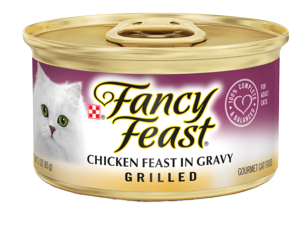 FANCY FEAST GRILLED CHICKEN 85G