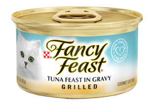 FANCY FEAST GRILLED TUNA 85G