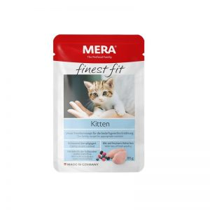 MERA finest fit wet food Kitten 85g