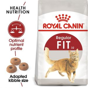 Royal Canin Fit Cat Dry Food 4kg