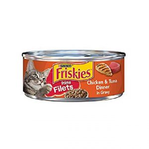 Friskies Chicken Tuna 156 GM
