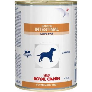 Royal Canin Gastro Intestinal Low Fat 410g Dog Cans