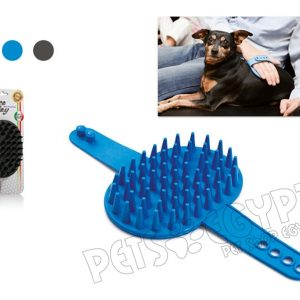 G-PLAST Geo Joy Long Pet Brush ( 27.5 x 13.5x 2.5h) cm