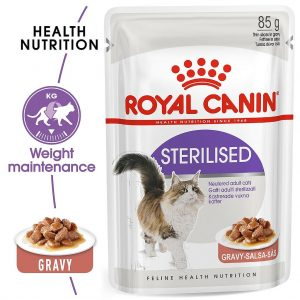 Royal canin INSTINCTIVE +7 GRAVY 85g