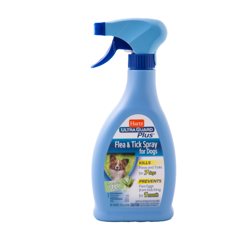 HARTZ® ULTRAGUARD PLUS® FLEA & TICK SPRAY FOR DOGS