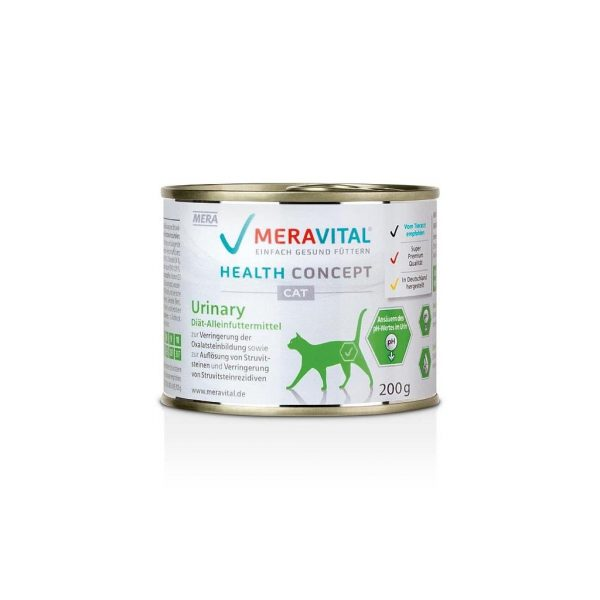 MERAVITAL Urinary wet cat food 200g