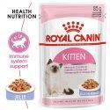 Royal canin KITTEN INSTINCTIVE JELLY-GELATINA-GELE 85g