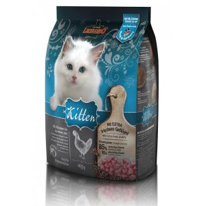 Leonardo Kitten Cat Dry Food 400 g