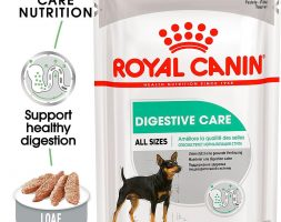 Royal Canin Digestive Care Dog Pouch Loaf 85g (Copy)
