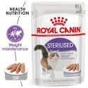 Royal Canin STERILISED Loaf 85g