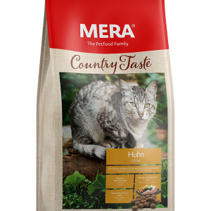 MERA Country Taste Chicken Adult Cat Dry Food 400 g