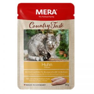 MERA Country Taste Chicken Adult Cat Wet Food 85 g