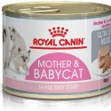 Royal canin Mother and Babycat Ultra Soft Mousse Cans 195 g