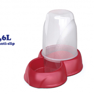 G-PLAST Eat & Drink Dispenser-red- 1.6 L