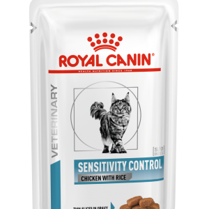 Royal Canin Veterinary Diet - Sensitivity Control Chicken & Rice Gravy 85g