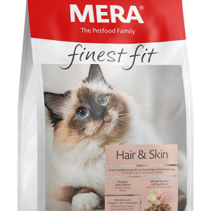 MERA finest fit Hair & Skin Adult Cat Dry Food 400 g