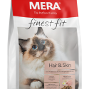 MERA finest fit Hair & Skin Adult Cat Dry Food 1.5 Kg
