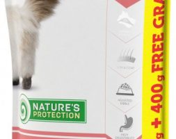 Nature's Protection Persian Cat Dry Food 400 g + 400 g Free