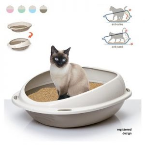 G-PLAST Shuttle Large Cat Litter Box